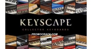 Keyscape Crack v1.1.2c With Keygen (Mac) Free Download
