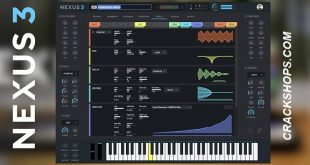 Nexus VST Crack v3.0.20 With Torrent (2020) Free Download