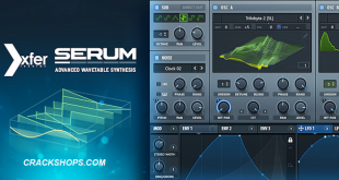Serum VST Crack V3b5 With Serial Key (Torrent) Free Download