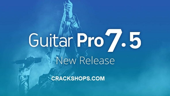 Guitar Pro 7.5.3 Crack + Torrent (MAC) Latest Free Download
