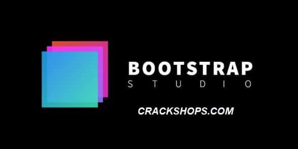 Bootstrap Studio 5.1.1 Crack + License Key Latest Torrent