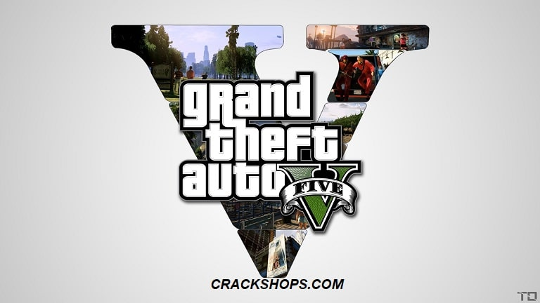 GTA 5 Crack + License Key (Torrent) 2020 PC Free Download