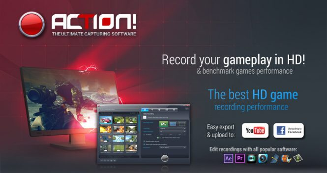 Mirillis Action 4.16.0 Crack + Keymaker (Mac/Win) Free Download