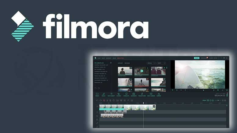 Wondershare Filmora Crack + Serial Key [2021]